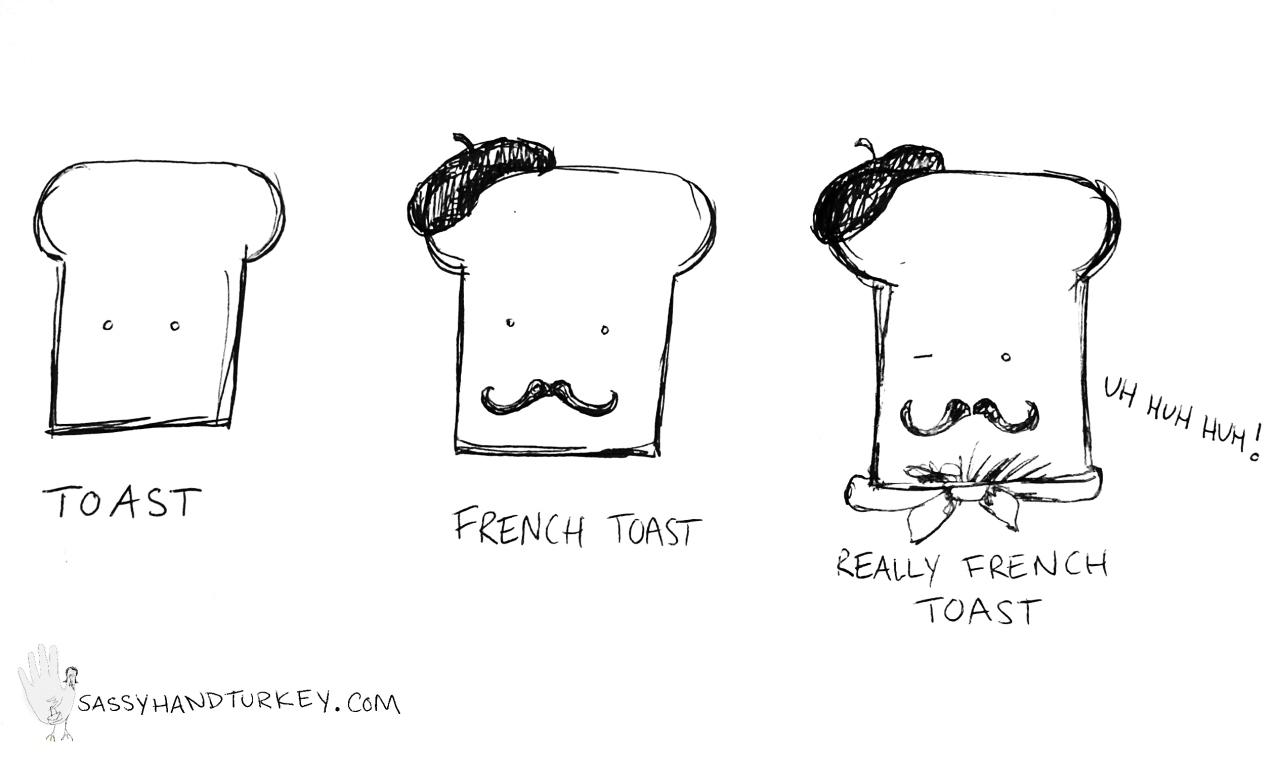 Really French Toast