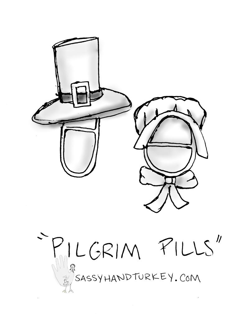 Pilgrim Pills